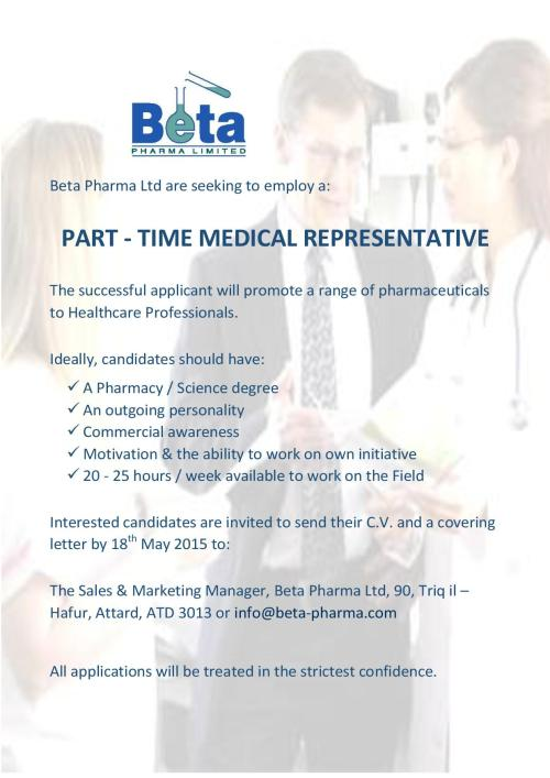 Part Time Medical Rep Vacancy-page-001 (1)